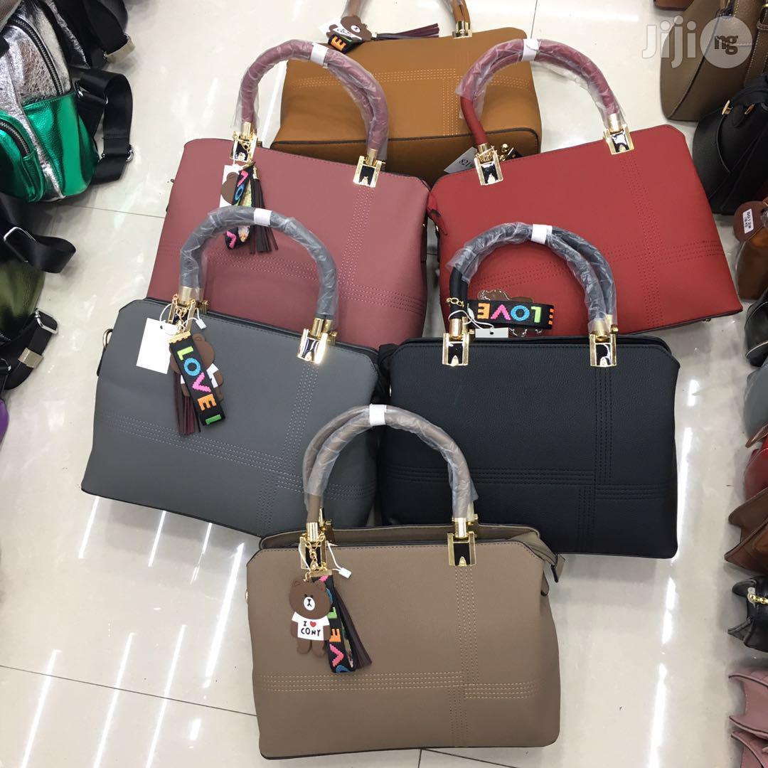 L.O.V.E Design Women Leather Hand Bag