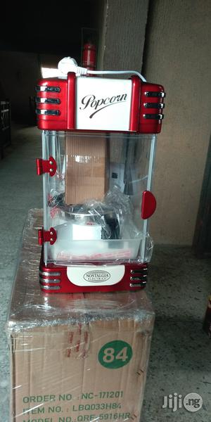 Table Top Popcorn Machine Electric   Restaurant & Catering Equipment for sale in Lagos State, Ojo