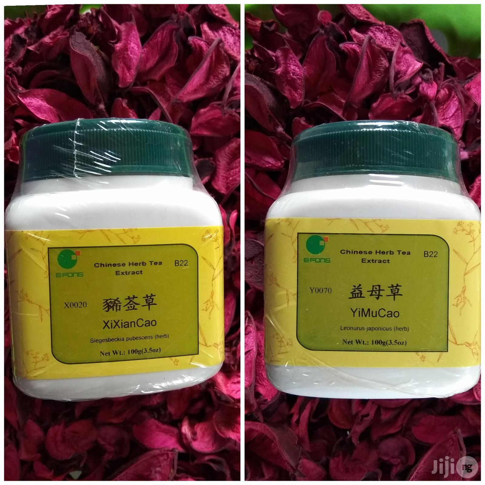 Chinese Tea for Tubal Blockage