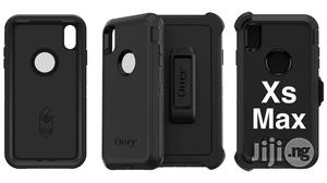 Otterbox iPhone Xs Max SHOCKPROOF DEFENDER Case | Accessories for Mobile Phones & Tablets for sale in Lagos State, Ikeja