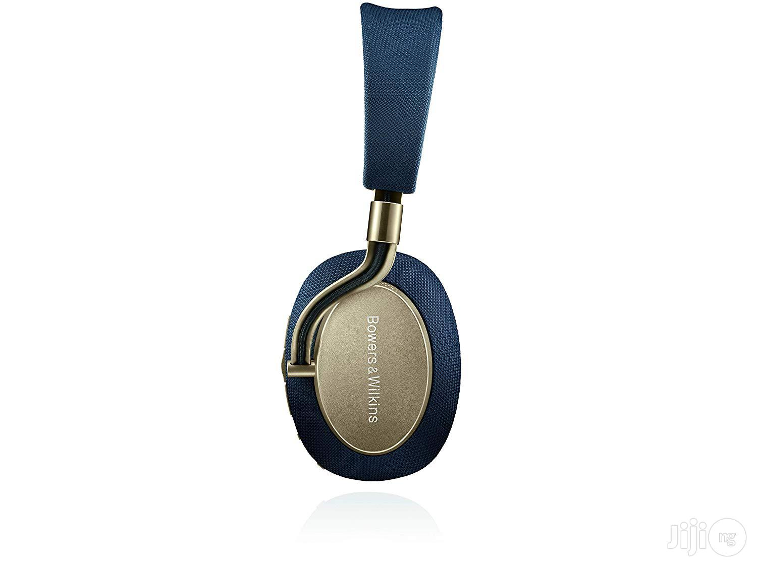 Bowers & Wilkins PX Active Noise Cancelling Wireless Headphones | Headphones for sale in Ikeja, Lagos State, Nigeria