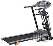 2HP Motorized Treadmill With Massager | Massagers for sale in Lagos State, Ikeja