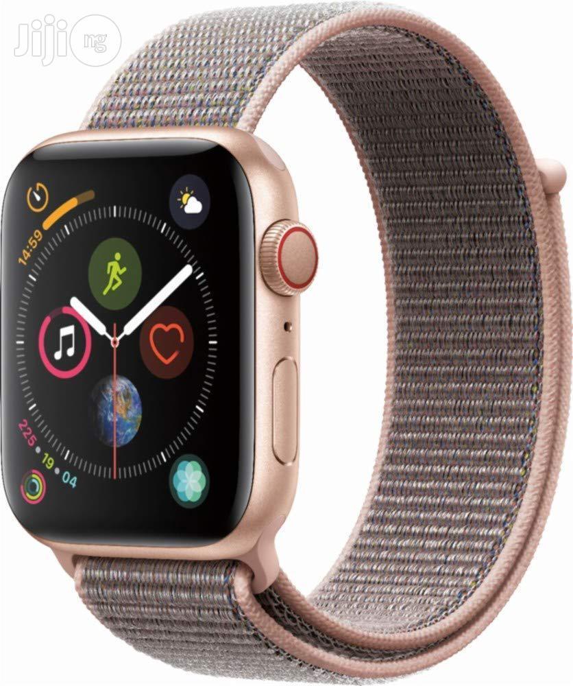 Apple Iwatch Series 4 - 40mm GPS - Gold