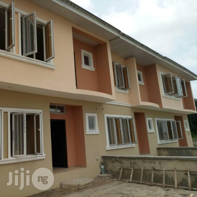 4 Bedroom Terrace Duplex (All Rooms Ensuite With An Attached BQ)