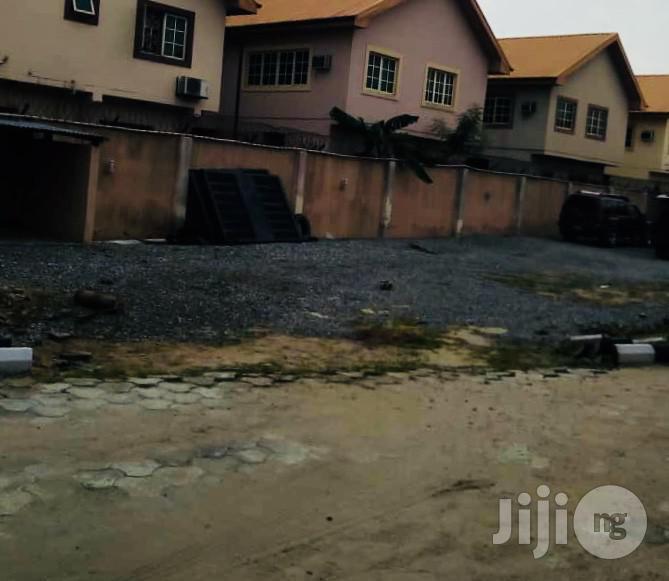 A Land Measuring 845sqm Of Land At Emmanuel Keshi Street
