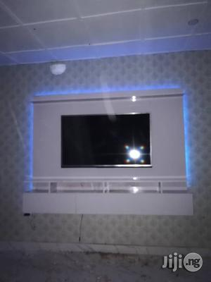 3D TV Wall Stand | Furniture for sale in Edo State, Benin City