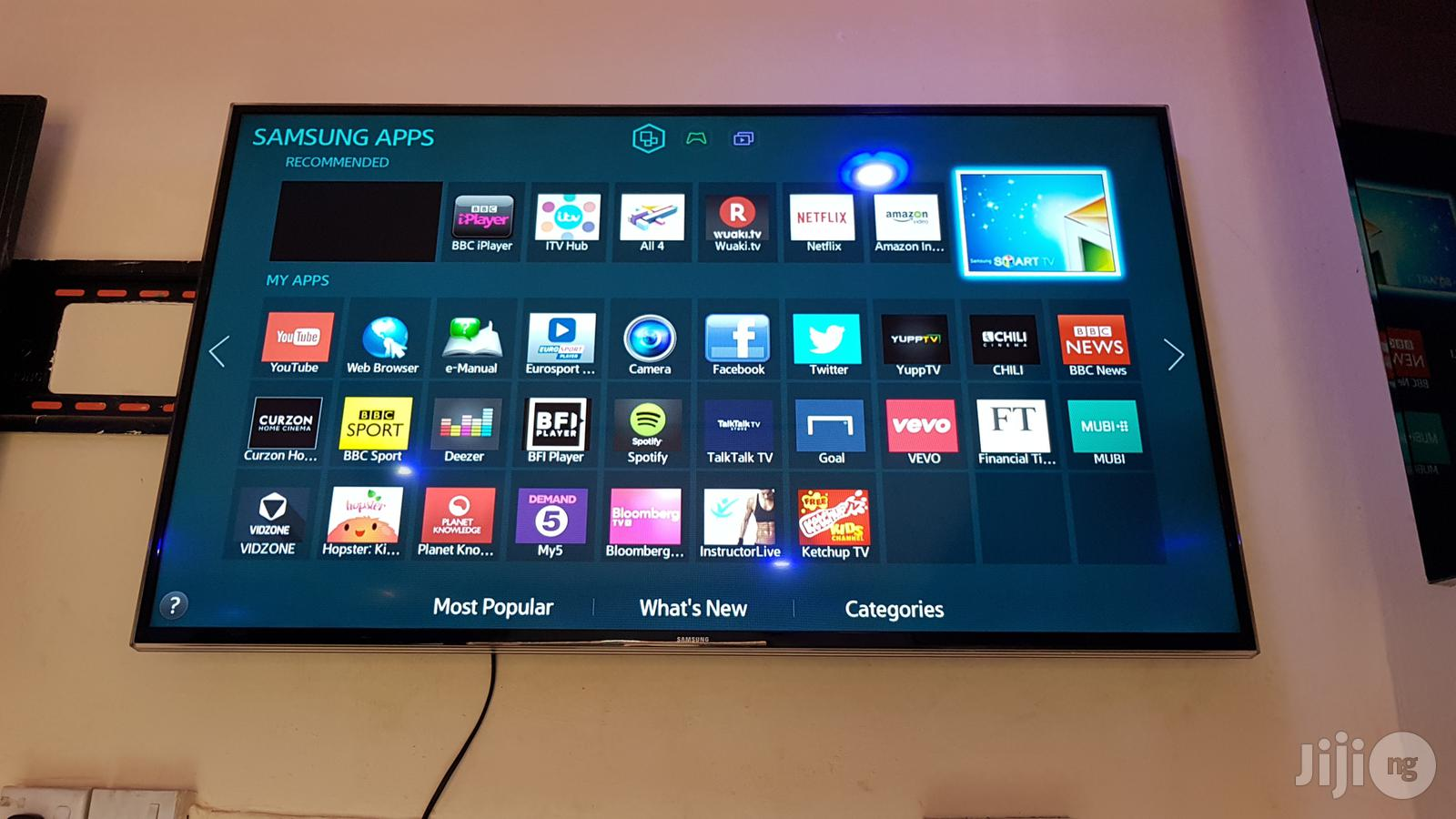 48 Inches Samsung Smart Full HD LED 3D