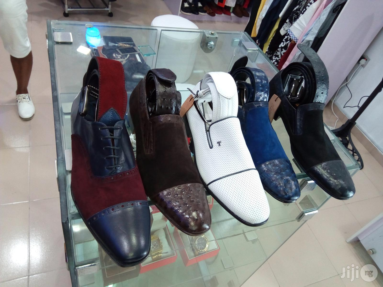 Target Designer's Men's Shoe | Shoes for sale in Amuwo-Odofin, Lagos State, Nigeria