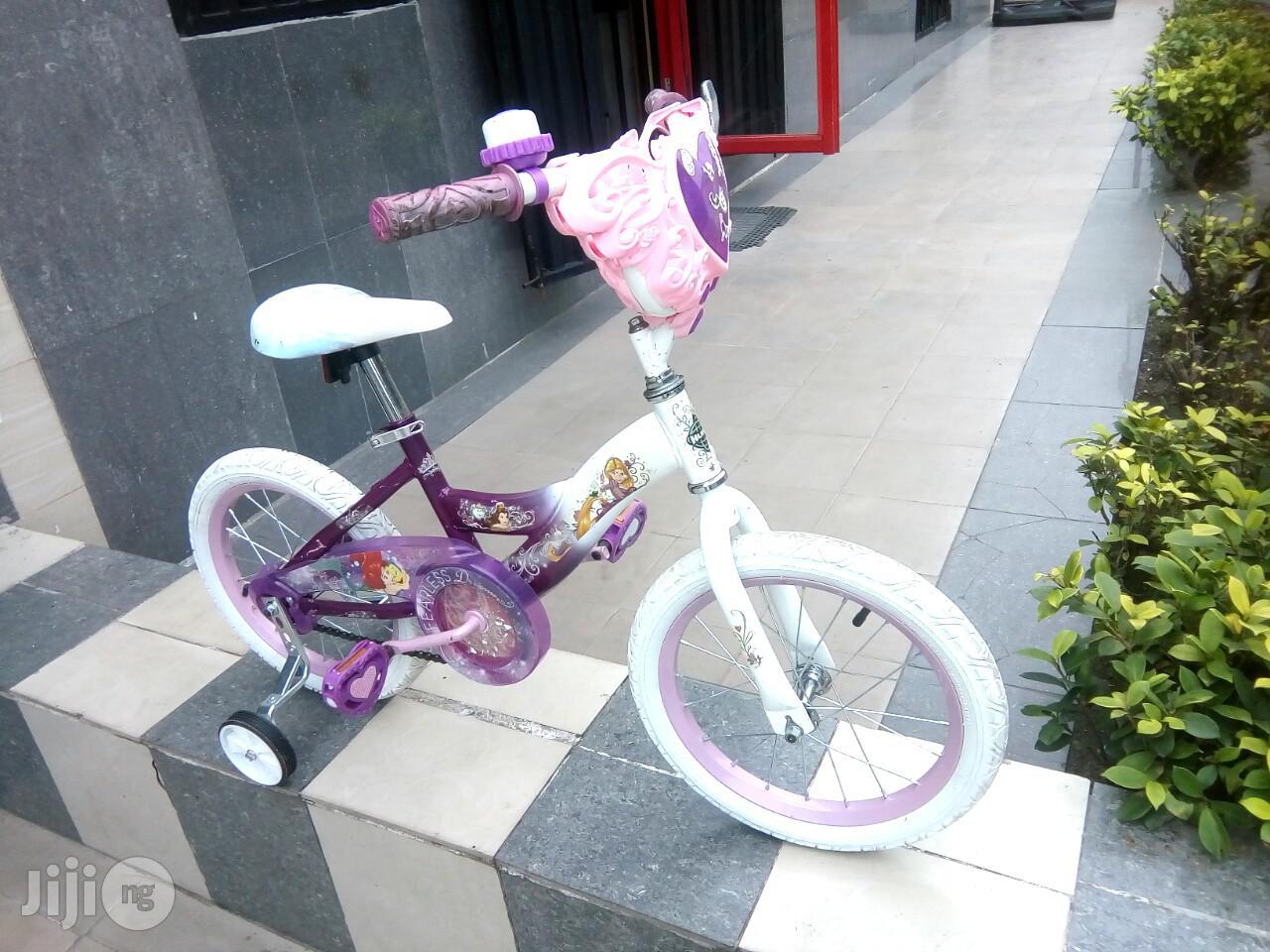 Huffy Princess Children Bicycle