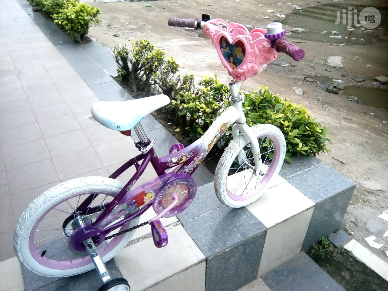 Huffy Princess Children Bicycle | Toys for sale in Surulere, Lagos State, Nigeria