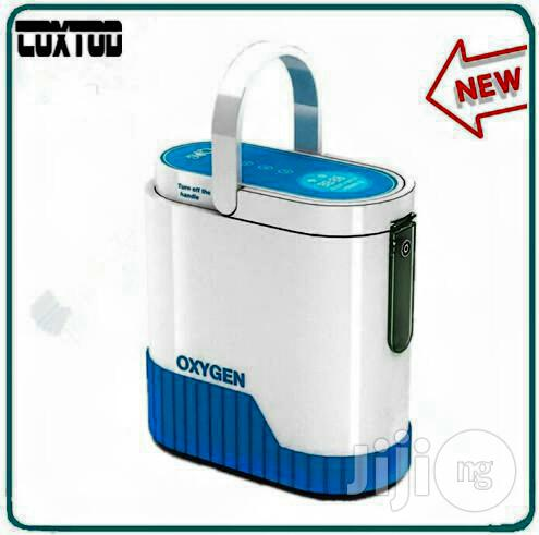 Oxygen Concentrator With Battrey Back Up | Medical Equipment for sale in Jabi, Abuja (FCT) State, Nigeria
