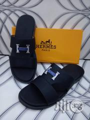 Italian Hermes Men's Slippers   Shoes for sale in Lagos State, Lagos Island