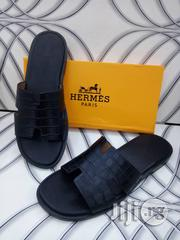Italian Hermes Classic Slippers   Shoes for sale in Lagos State, Lagos Island