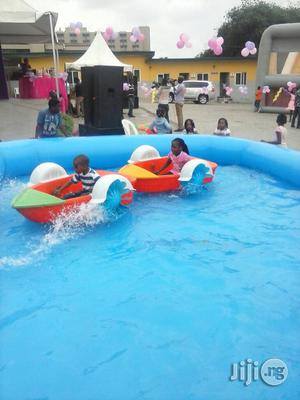 Kids Swimming Pool And Boat Ride Available For Rent   Sports Equipment for sale in Lagos State