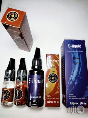 Vapology E Liquid For E Cigarettes-10ml   Tobacco Accessories for sale in Lagos State, Ikoyi
