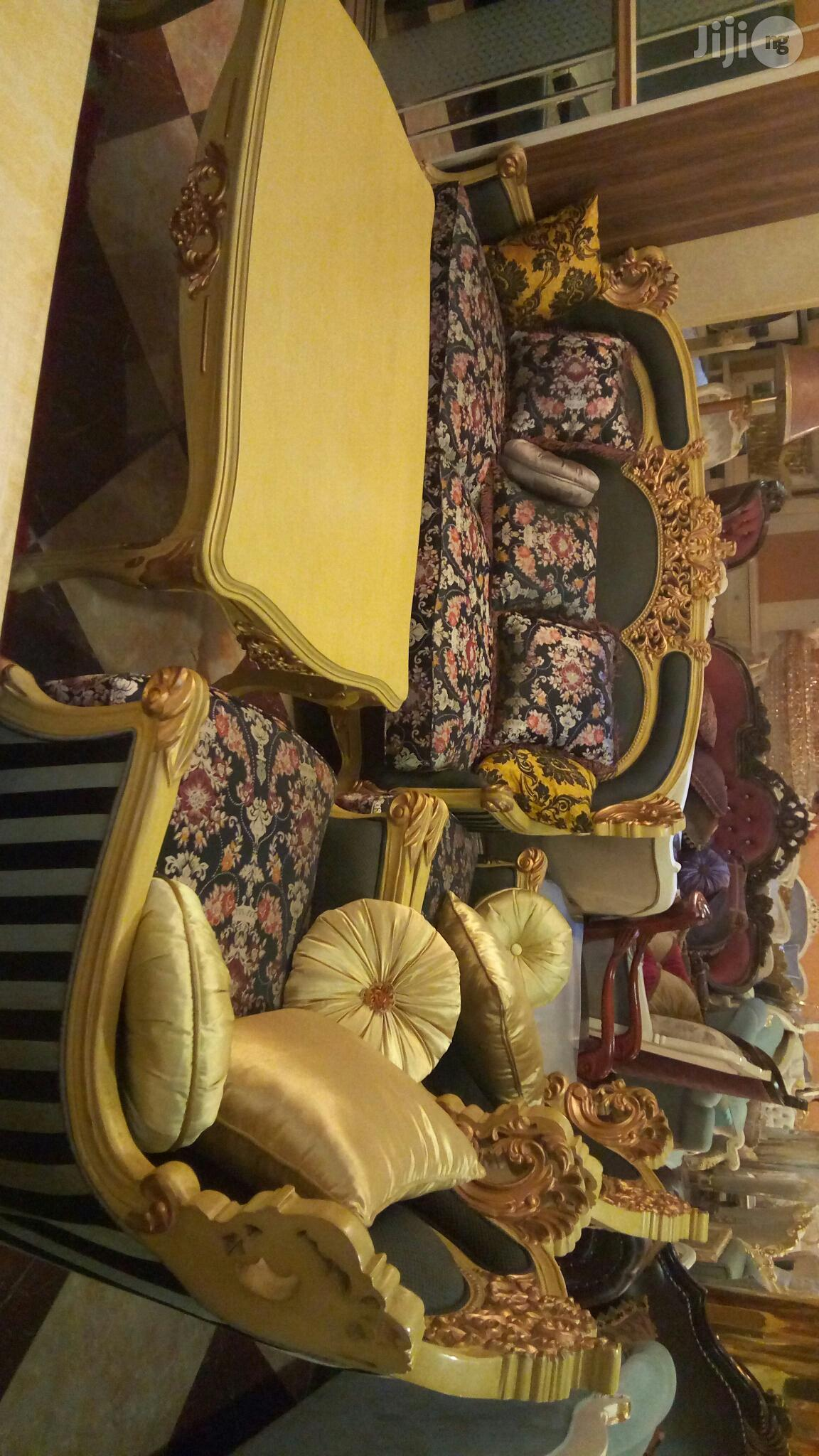 Turkish Royal Sofa Chair.