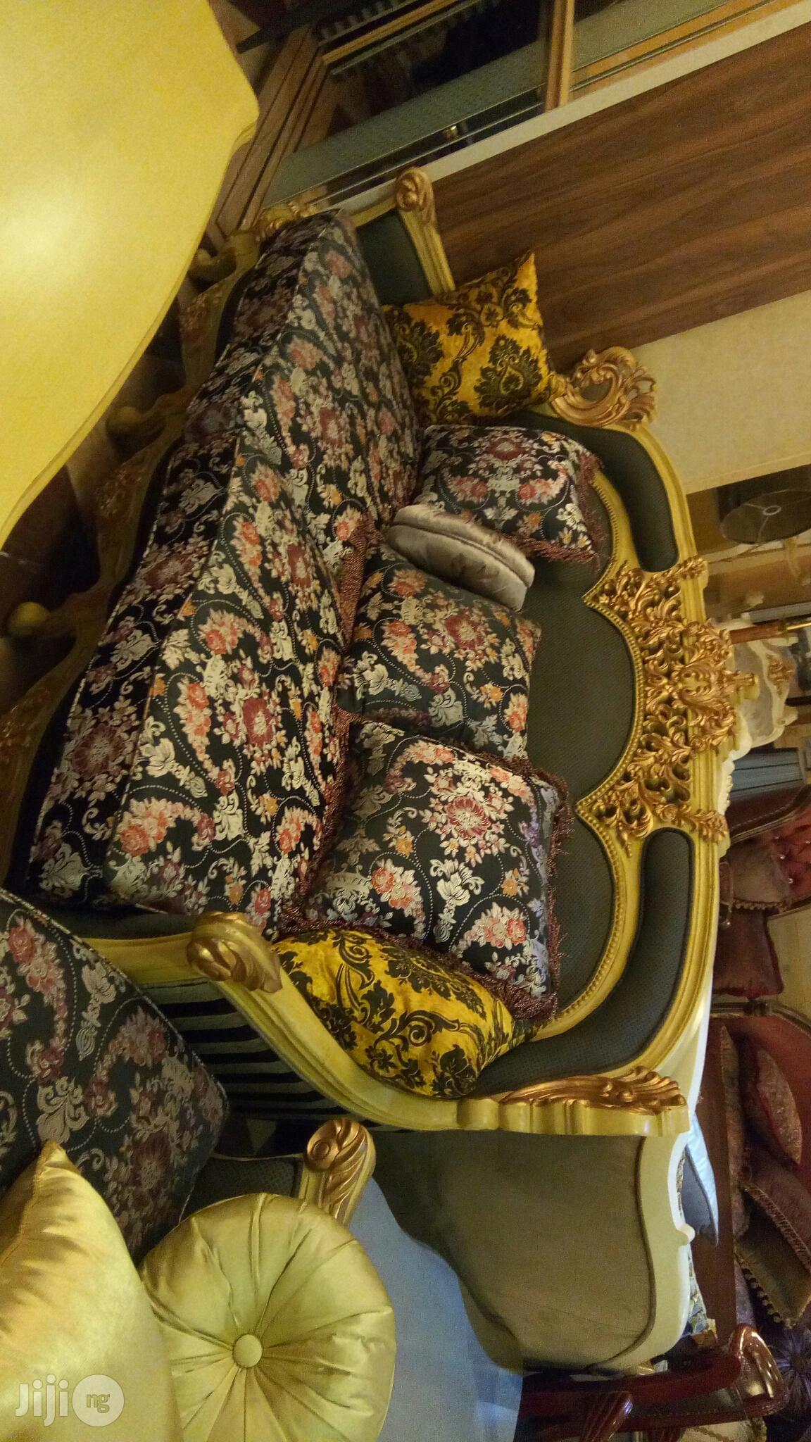 Turkish Royal Sofa Chair. | Furniture for sale in Ajah, Lagos State, Nigeria