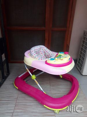 Tokunbo UK Used Chicco Baby Walker Pink Color | Children's Gear & Safety for sale in Lagos State