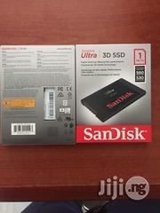 1tb Quality Sandisk Ultra 3D Ssd   Computer Hardware for sale in Lagos State, Ikeja