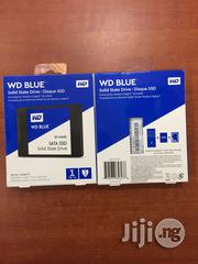 1tb Ssd Sata WD Blue.   Computer Hardware for sale in Lagos State, Ikeja