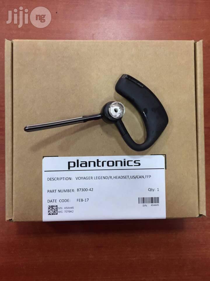 Plantronics Bluetooth Earpiece.