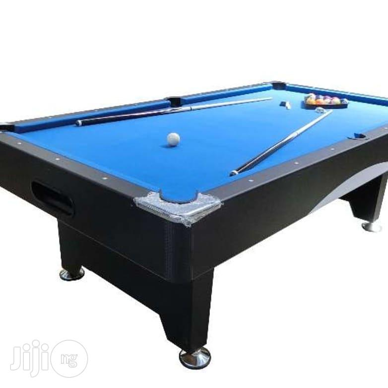 Brand New 8×4ft Snooker Pool Table and Acesories. | Sports Equipment for sale in Surulere, Lagos State, Nigeria