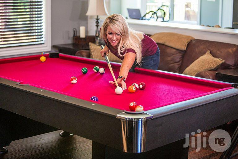 Brand New 8×4ft Snooker Pool Table and Acesories.