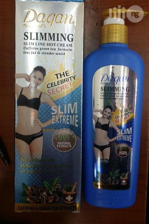 Archive: Slimming Cream Dagan