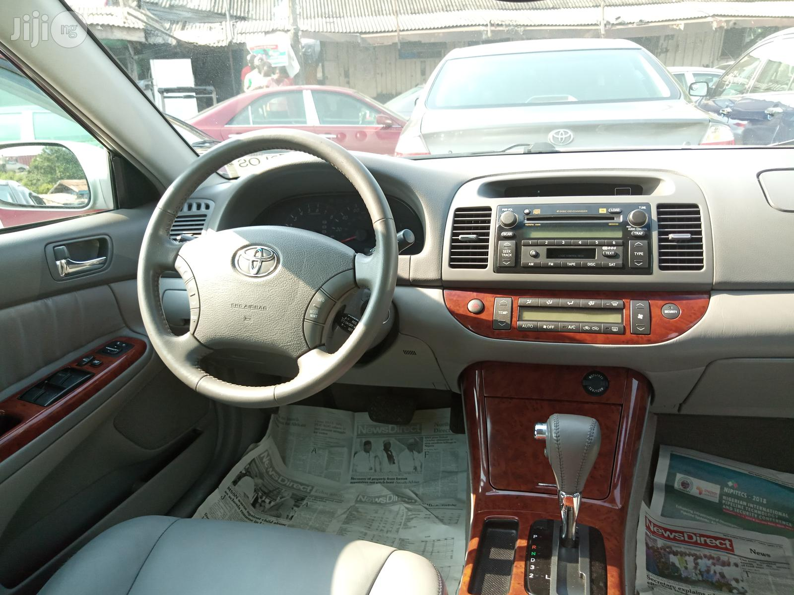 Toyota Camry 2005 Silver | Cars for sale in Apapa, Lagos State, Nigeria