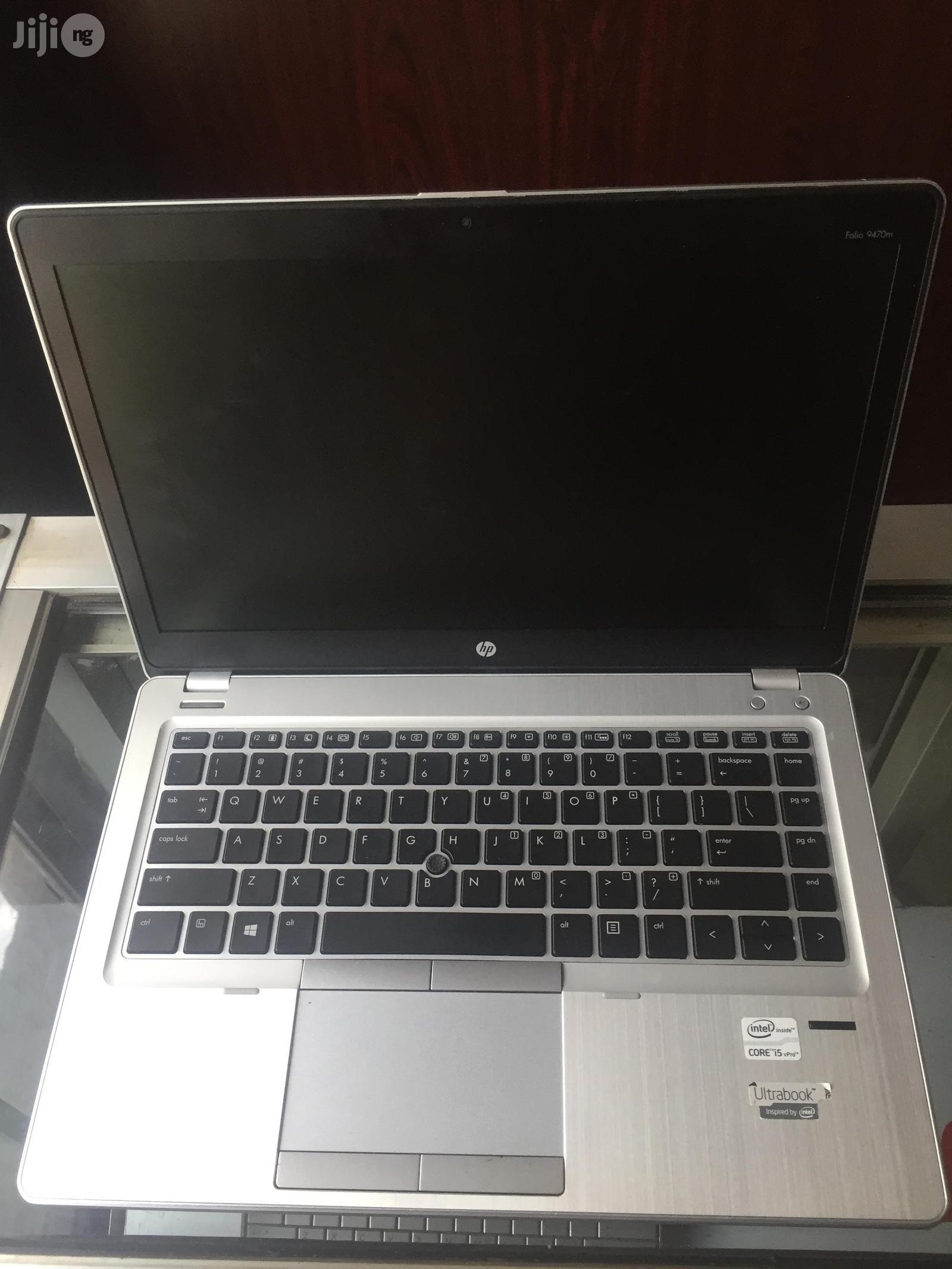 Archive: Laptop HP EliteBook Folio 9470M 4GB Intel Core I5 500GB