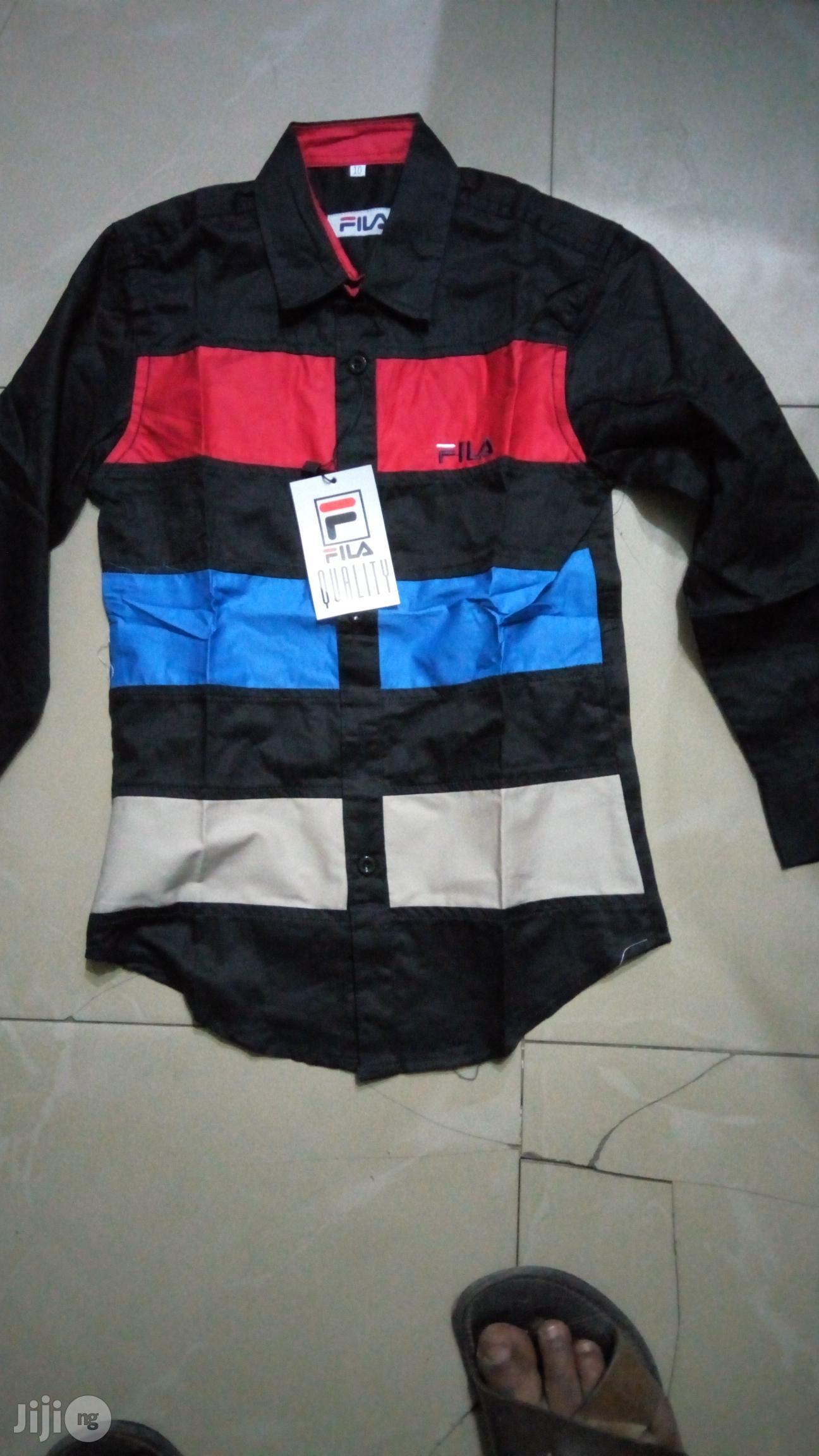FILAS Boys Shirt