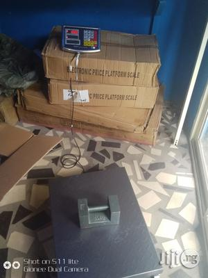 500kg Digital Scale Movable | Store Equipment for sale in Lagos State, Apapa