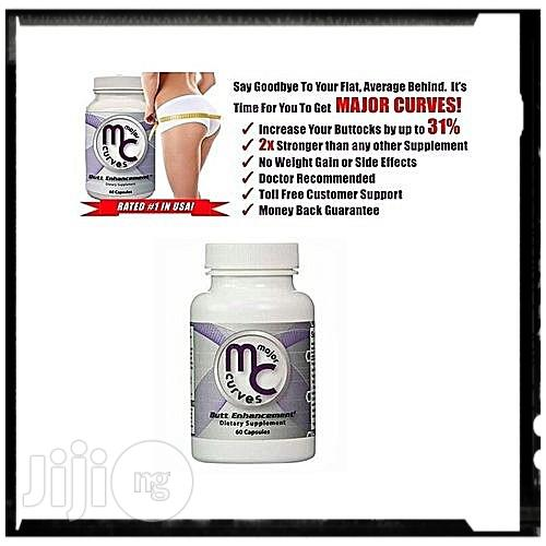 Major Curves Pills Butt, Breasts And Hip Enlargement