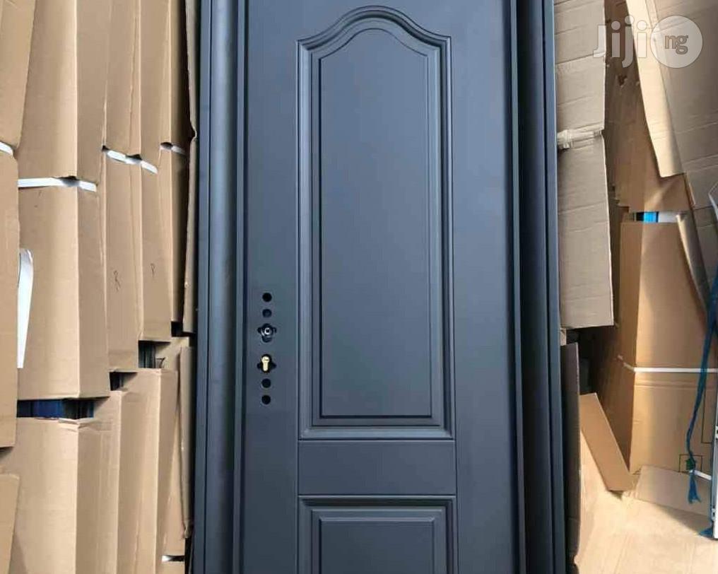 WATSON-TIME Door