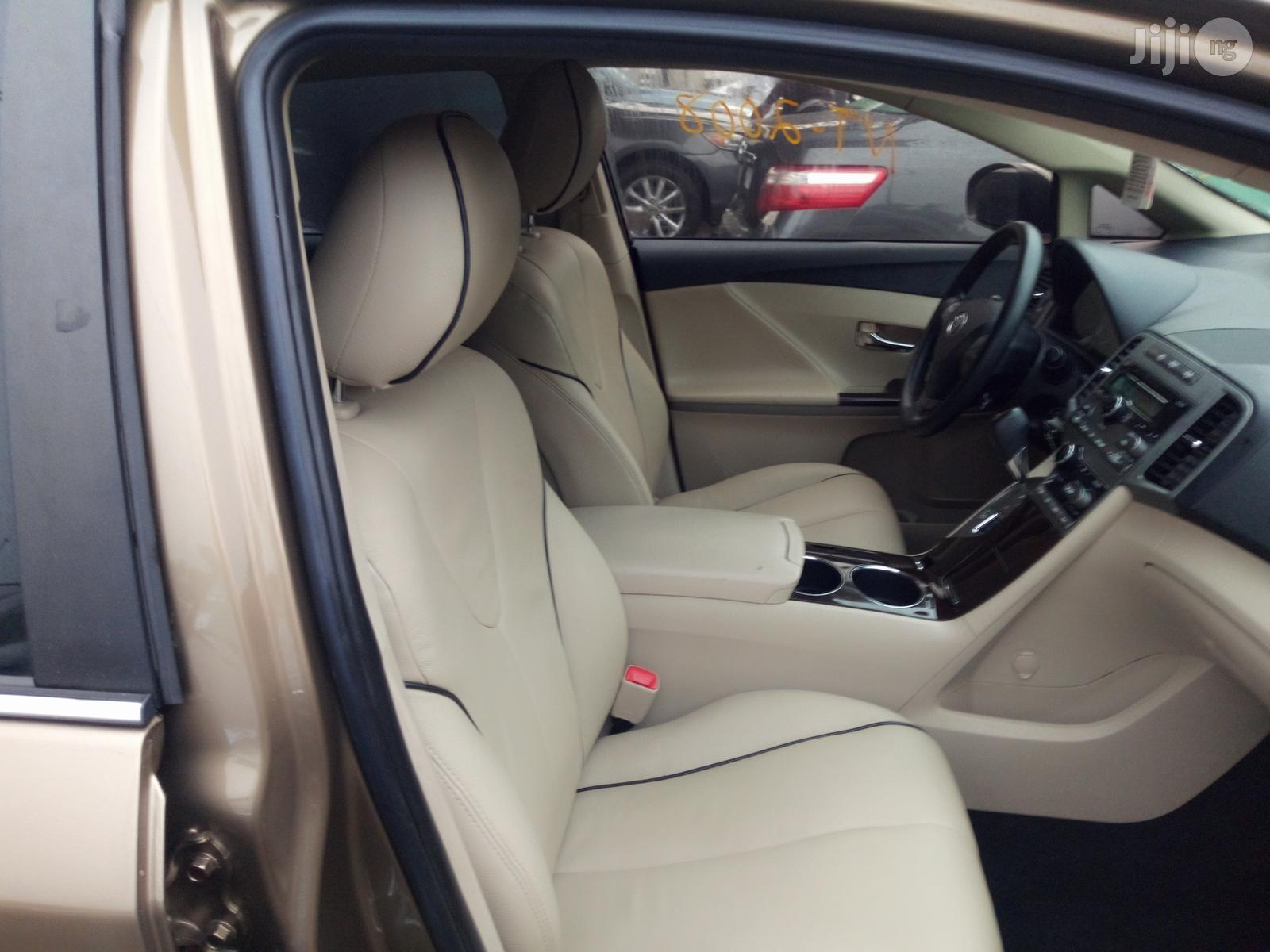 Toyota Venza 2009 Brown | Cars for sale in Amuwo-Odofin, Lagos State, Nigeria