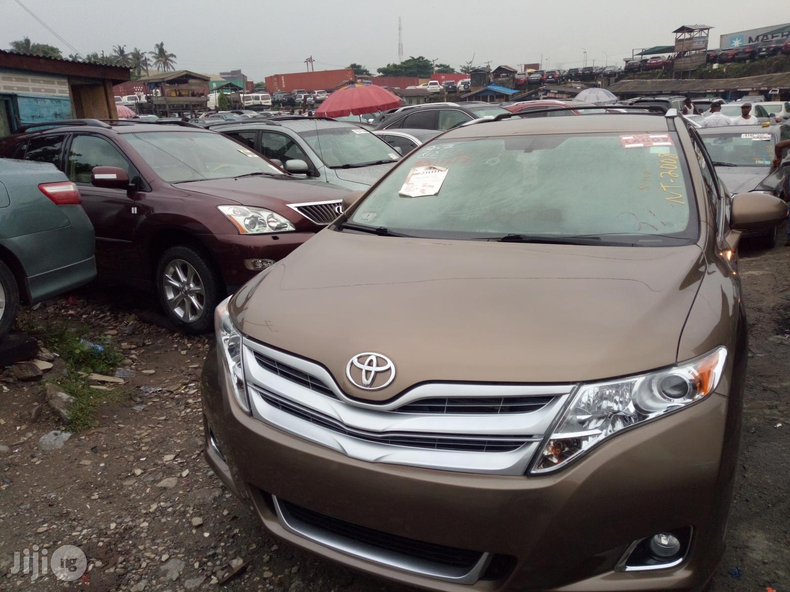 Toyota Venza 2009 Brown