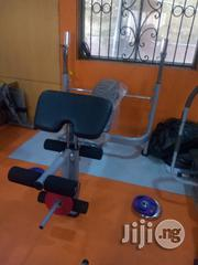 Commercial Weight Bench With 100kg | Sports Equipment for sale in Plateau State, Quaan Pan