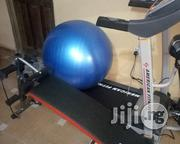 2hp Treadmill With Situp Bench and Gym Ball | Sports Equipment for sale in Plateau State, Quaan Pan
