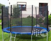 Trampoline With Net | Sports Equipment for sale in Plateau State, Mangu