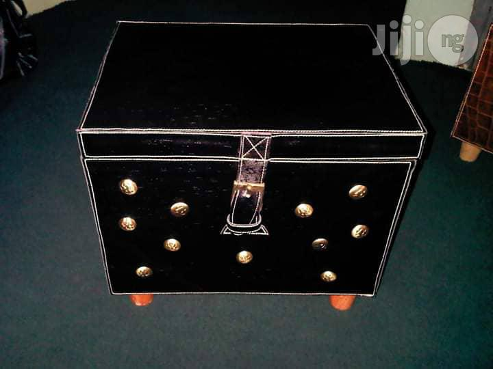 Leather Box For Gift And Hamper Packaging
