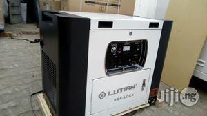Lutian Generator 10kva Copper Coil With 2 Years Warranty   Electrical Equipment for sale in Lagos State, Ojo