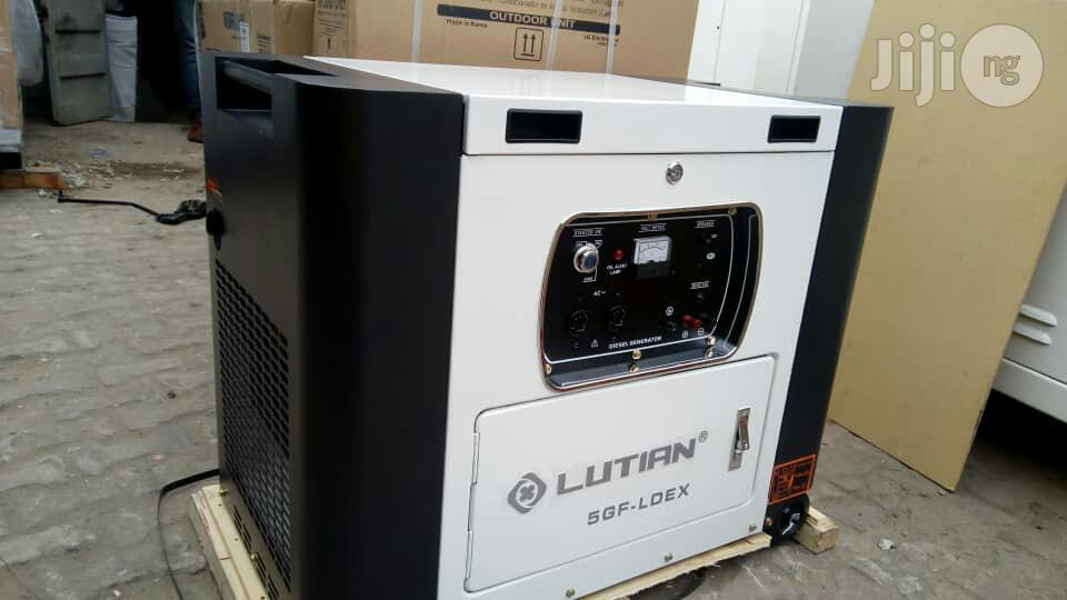 Lutian Generator 10kva Copper Coil With 2 Years Warranty