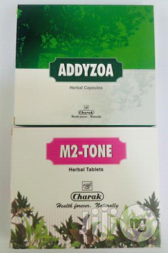 M2tone & Addyzoa Fertility Caps