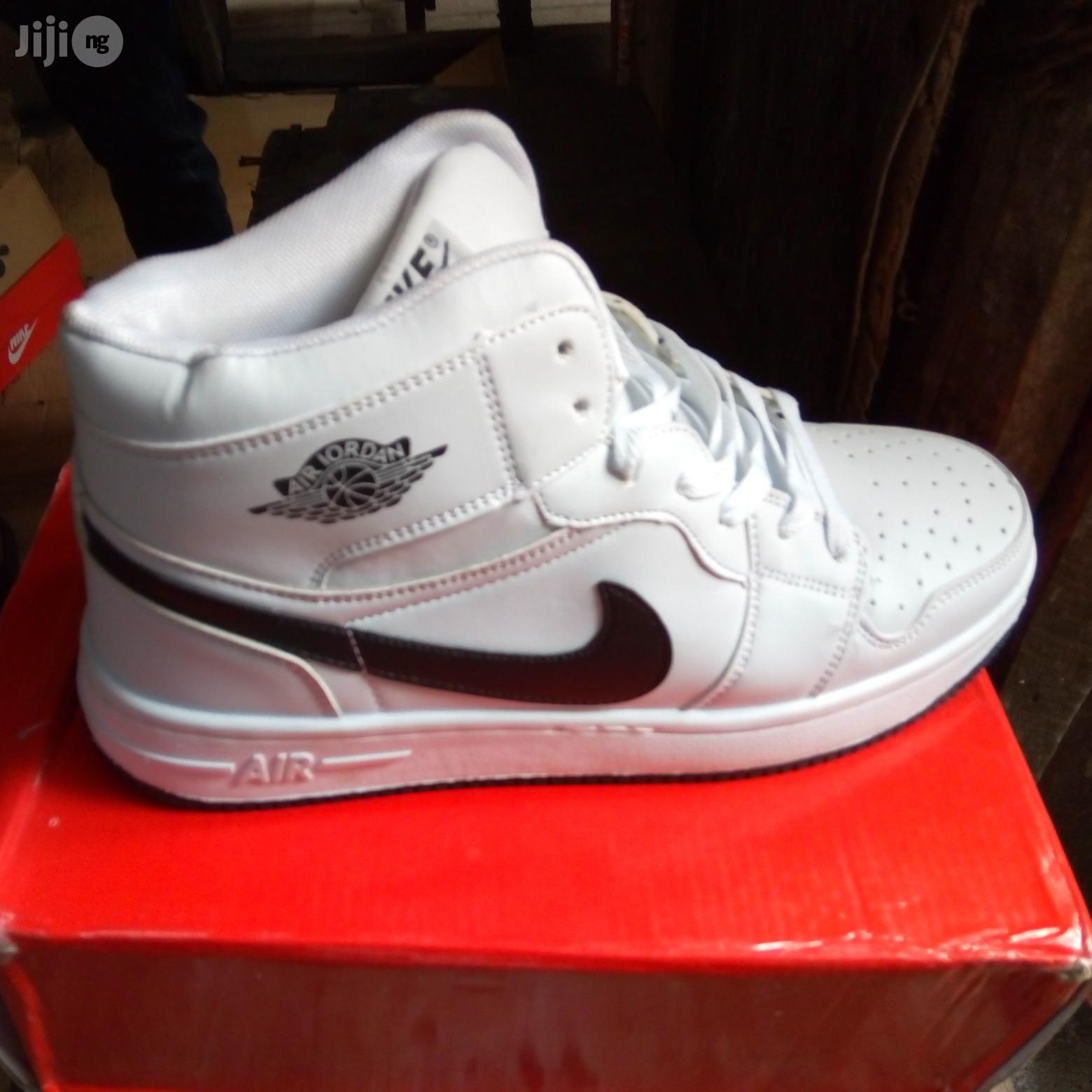 Nike High Top Sneakers in Yaba - Shoes