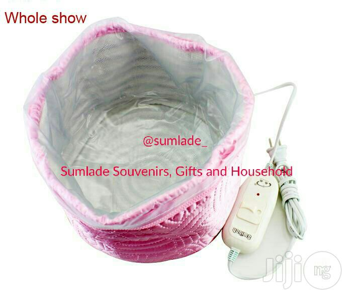 DIY Electric Hair Steaming Cap   Tools & Accessories for sale in Magodo, Lagos State, Nigeria