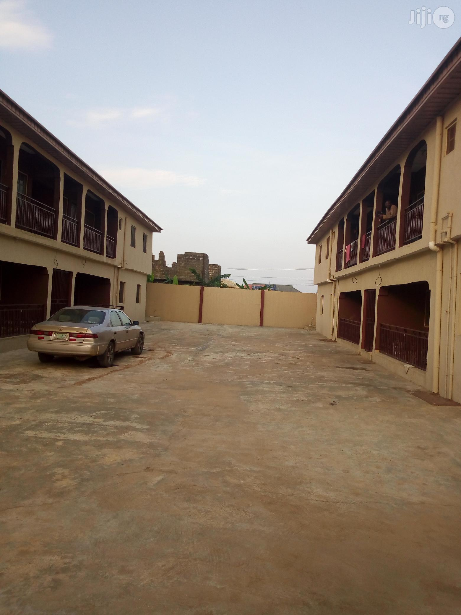 Brand New 2bedroom Flat For Rent At Afolabi Bus Stop Along Lasu Road. | Houses & Apartments For Rent for sale in Ikotun/Igando, Lagos State, Nigeria