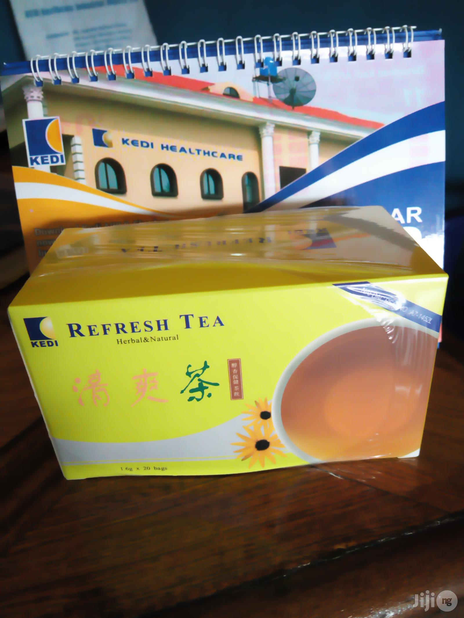 Archive: Refresh Tea -Chinese Traditional Herb Tea