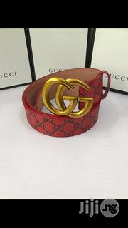 Gucci Belt Original 63 | Clothing Accessories for sale in Lagos State, Surulere