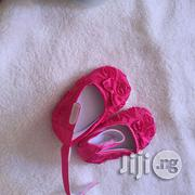 Hot Pink Baby Girl Crib Shoe | Children's Shoes for sale in Abuja (FCT) State, Jabi