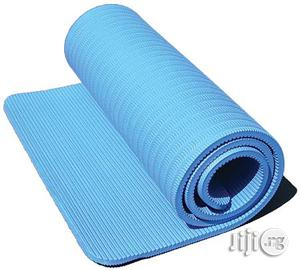 Big Yoga Exercise Mat   Sports Equipment for sale in Lagos State, Surulere